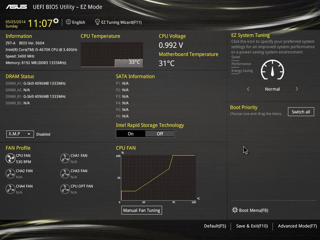Tarjeta madre ASUS Z97-A, optimiza tu sistema con un clic [Reseña] - 181