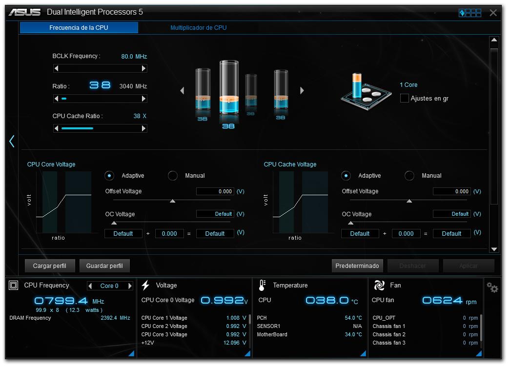Tarjeta madre ASUS Z97-A, optimiza tu sistema con un clic [Reseña] - 23