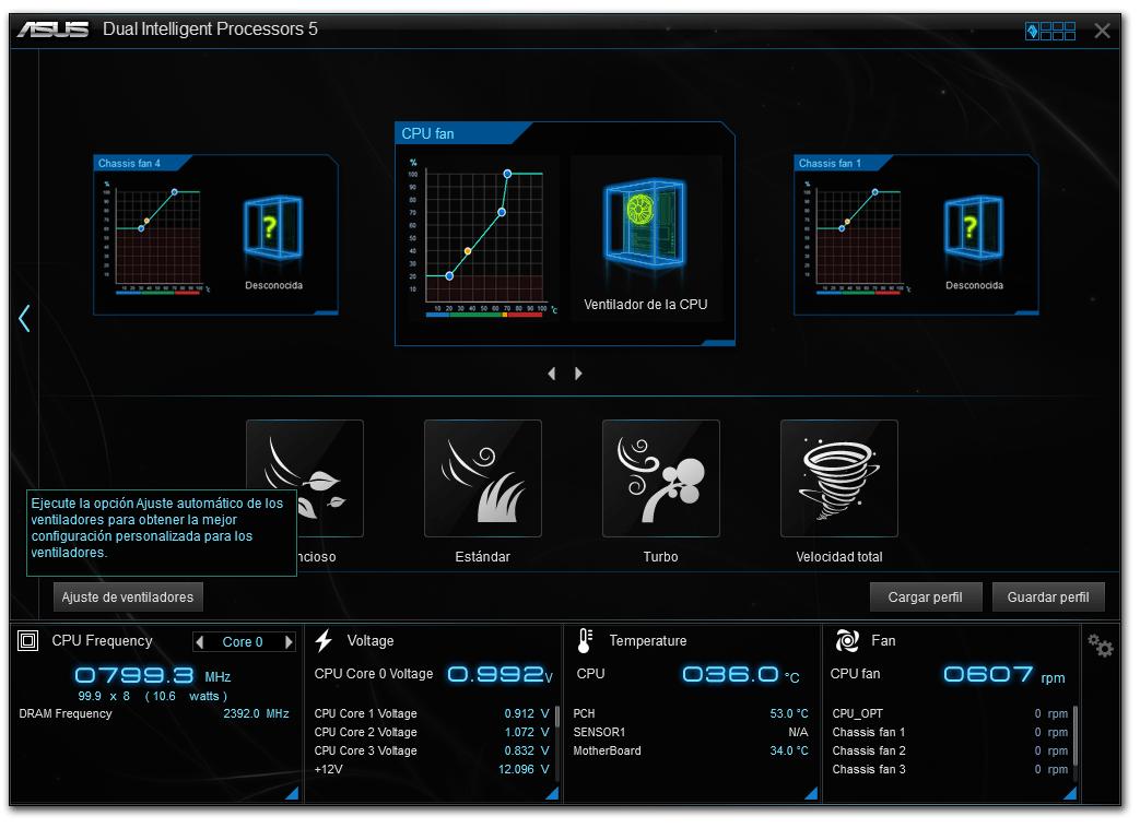 Tarjeta madre ASUS Z97-A, optimiza tu sistema con un clic [Reseña] - 25