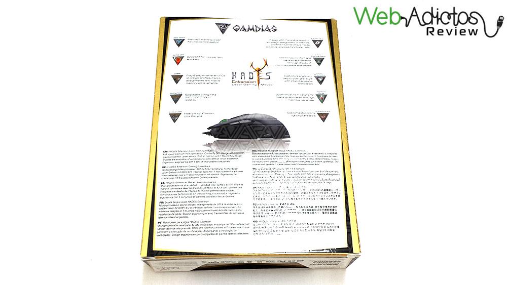 GAMDIAS Hades, un mouse para gaming que desearas tener [Reseña] - 37