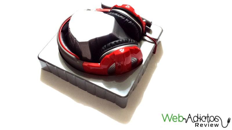Audífonos para Gamers, GAMDIAS Hebe [Reseña] - 41