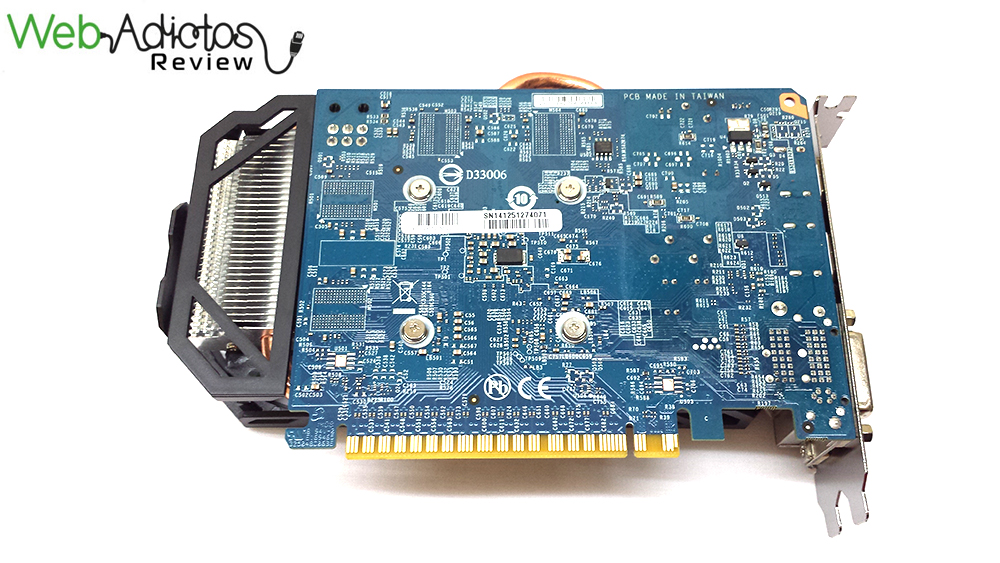 Gigabyte GeForce GTX 750 Ti WindForce [Reseña] - 73