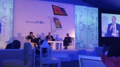 Samsung KNOX, la plataforma de seguridad de Samsung para empresas llegó a México - KNOX-1