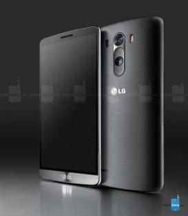 Presentación del LG G3 en vivo desde Londres vía Streaming - LG-G3-negro