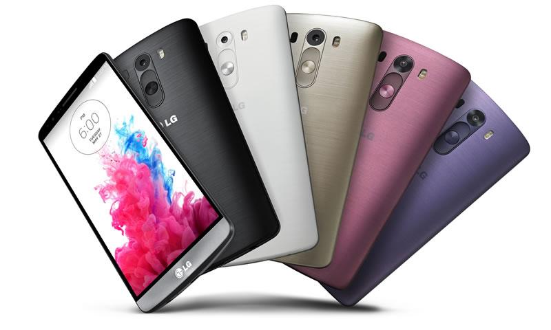 LG G3, el nuevo teléfono insignia de LG ¡Conócelo! - LG-G3
