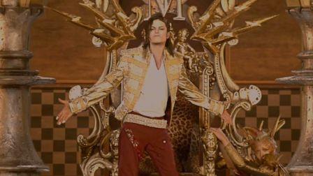 Michael Jackson regresó, en forma de Holograma