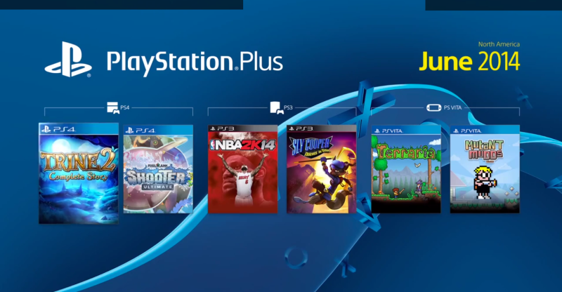 Juegos gratis en PlayStation Plus del mes de junio - PS-Plus-Junio-2014-800x416