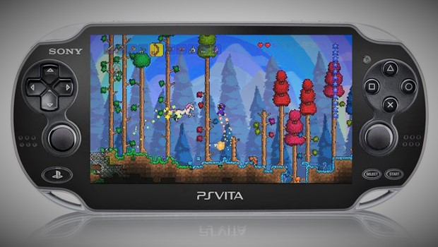 Juegos gratis en PlayStation Plus del mes de junio - Terraria-PS-Vita