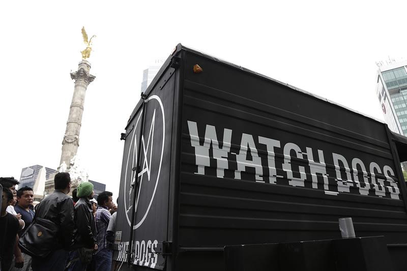 Watch Dogs cobró vida en la Ciudad de México - Watch-Dogs-Mexico-0604