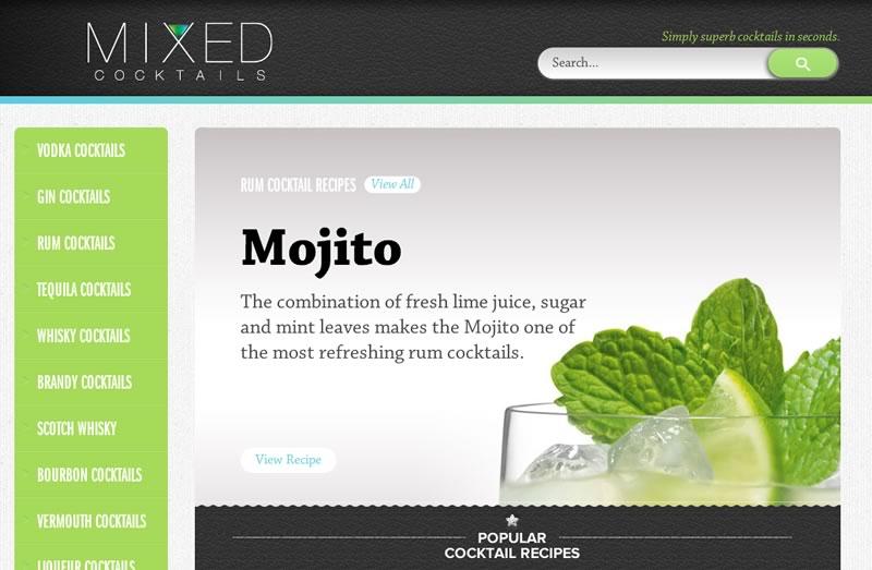 Aprende cómo preparar cócteles con Mixed Coctails, la nueva app de Bacardi - aprender-como-preparar-cocteles