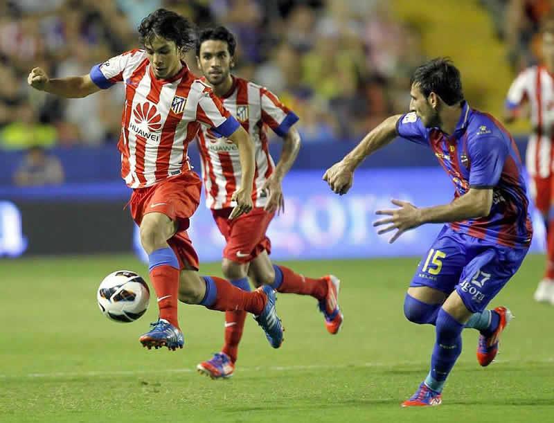 Atlético de Madrid vs Levante en vivo, Jornada 36 Liga Española 2014 - atletico-de-madrid-vs-levante-en-vivo-2014-liga-espanola