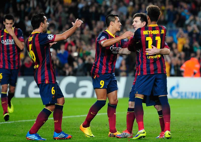 Barcelona vs Getafe en vivo, Jornada 36 Liga Española 2014 - barcelona-vs-getafe-en-vivo-liga-espanola-2014