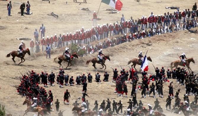Historia de la Batalla de Puebla del 5 de mayo en resumen ¡Conócela! - batalla-de-puebla