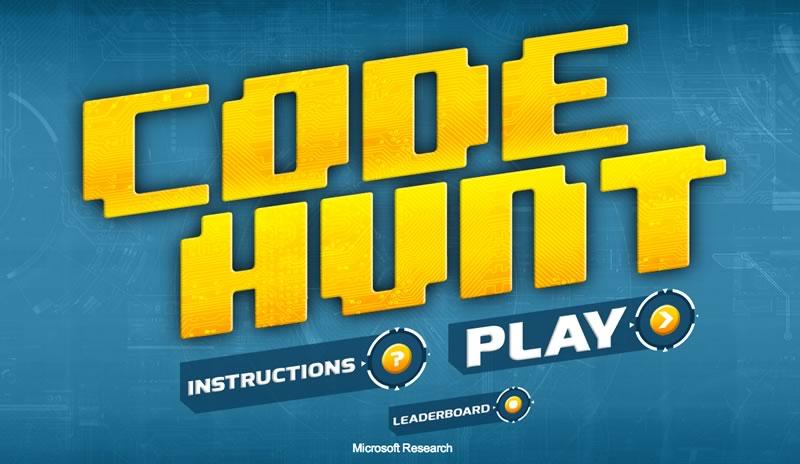 Code Hunt, un juego para aprender a programar de Microsoft - code-hunt-microsoft