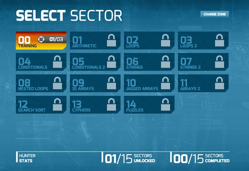 Code Hunt, un juego para aprender a programar de Microsoft - code-hunt-niveles