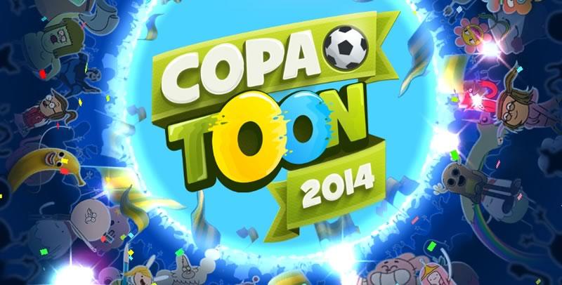 Copa Toon 2014, el nuevo juego de futbol de Cartoon Network - copa-toon-juegos