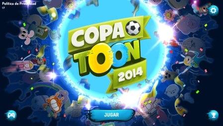 Copa Toon para iPhone y iPad, un divertido juego de futbol multijugador