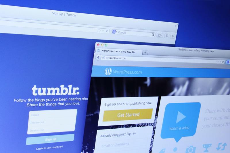 crear pagina web wordpress tumblr 3 opciones para crear una página web gratis y rápido