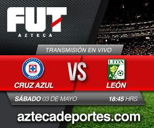 Cruz Azul vs León en vivo, Liguilla Clausura 2014 (Vuelta) - cruz-azul-vs-leon-en-vivo-tv-azteca-liguilla-2014