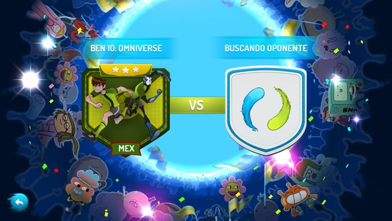 Copa Toon para iPhone y iPad, un divertido juego de futbol multijugador - descargar-copa-toon-iphone