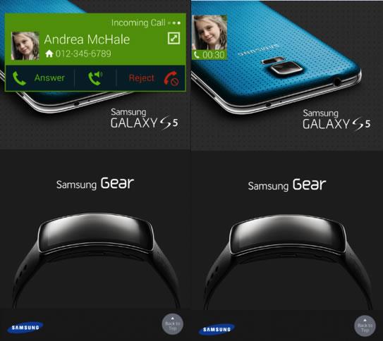 8 funciones ocultas del Samsung Galaxy S5 que te gustarán - funciones-ocultas-galaxy-s5-usar-apps-llamadas
