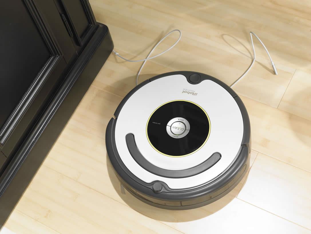 Irobot Roomba Serie 600 El Robot Que Hace La Limpieza Del
