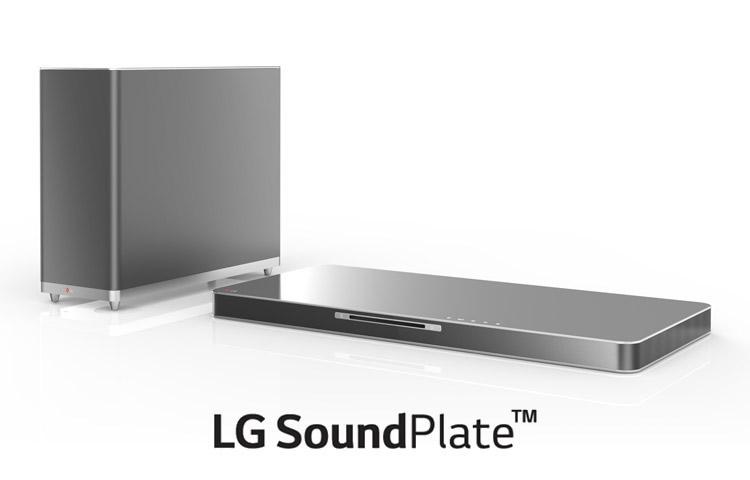 LG SoundPlate LAB540W, un complemento ideal para tu televisor - lg-soundplate-LAB540