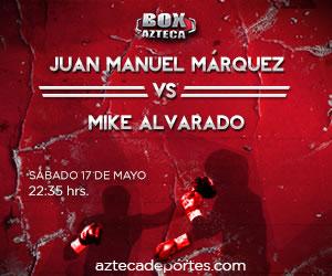 Marquez vs Alvarado en vivo por internet, Sábado 17 de Mayo - marquez-vs-alvarado-en-vivo-tv-azteca
