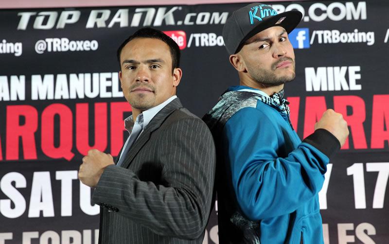 Marquez vs Alvarado en vivo por internet, Sábado 17 de Mayo - marquez-vs-alvarado-en-vivo