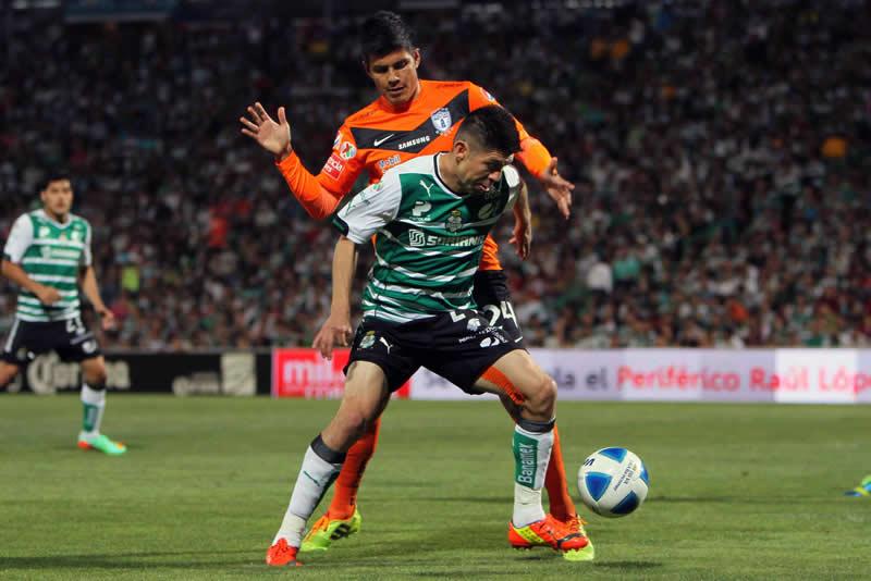 Pachuca vs Santos en vivo, Semifinal Clausura 2014 (Partido de ida) - pachuca-vs-santos-en-vivo-semifinal-clausura-2014