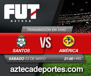 América vs Santos en vivo, Liguilla Clausura 2014 (Vuelta) - santos-vs-america-en-vivo-tv-azteca-liguilla-2014