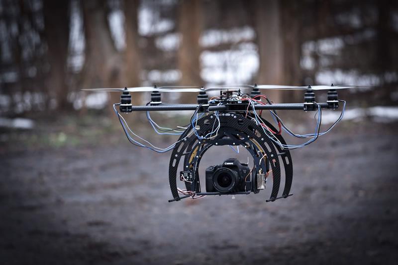 Diseñan un nuevo sistema de vuelo automatizado para drones en México - sistema-de-vuelo-drones-tamaulipas