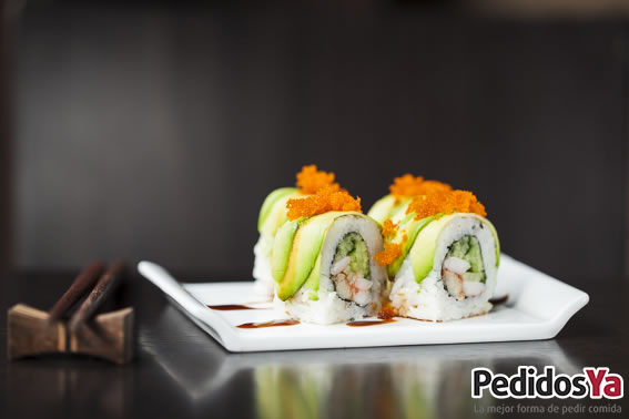 Sushi: Lo que debes saber para convertirte en #SushiMaster - sushi-mexico-pedidosya
