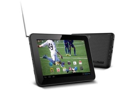 Tablet con TV DAA730R de RCA la combinación perfecta para el mundial