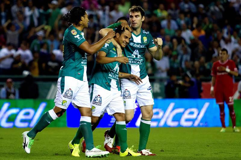 Toluca vs León en vivo, Semifinal Clausura 2014 (Partido de vuelta) - toluca-vs-leon-en-vivo-semifinal-clausura-2014