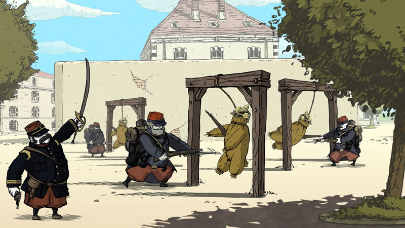 valiant hearts Valiant Hearts: The Great War ya tiene fecha de salida