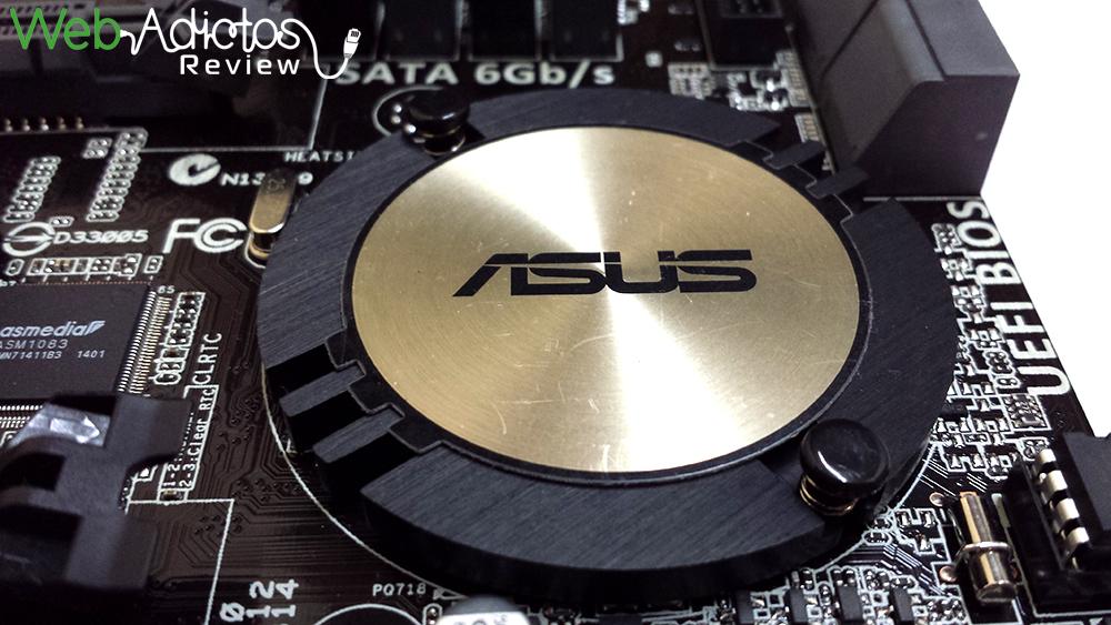 119 Motherboard ASUS H97M Plus [Reseña]