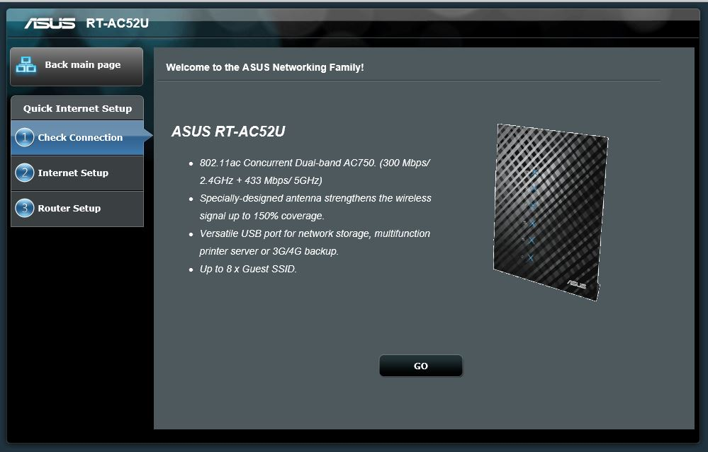 Router ASUS RT-AC52U [Reseña] - 123