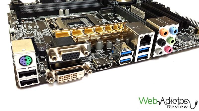 Motherboard ASUS H97M-Plus [Reseña] - 145