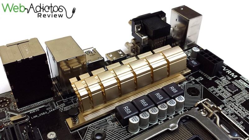 Motherboard ASUS H97M-Plus [Reseña] - 76