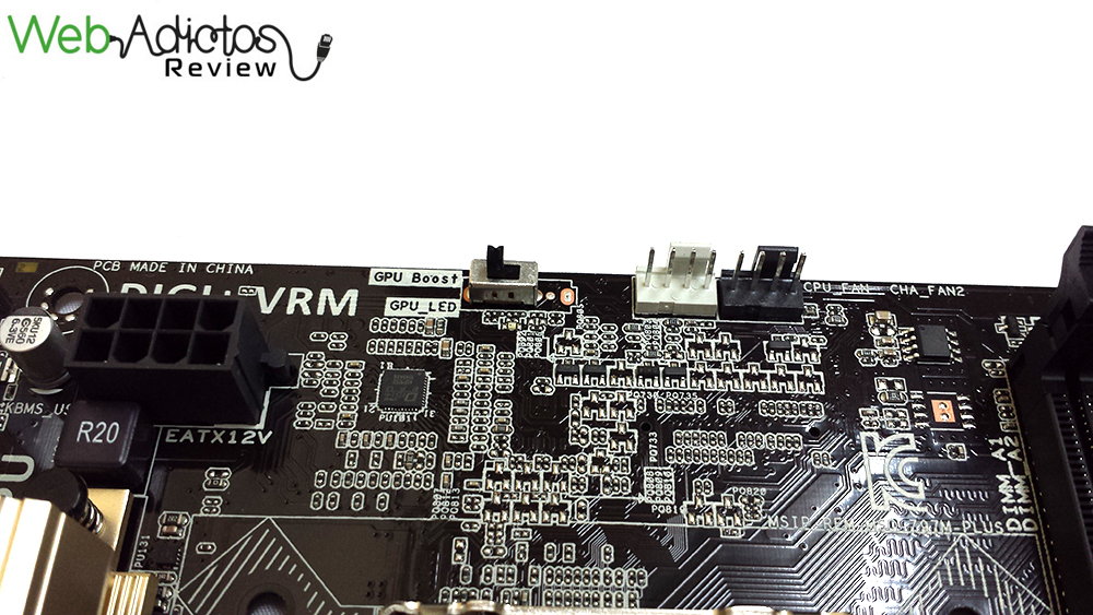 Motherboard ASUS H97M-Plus [Reseña] - 86