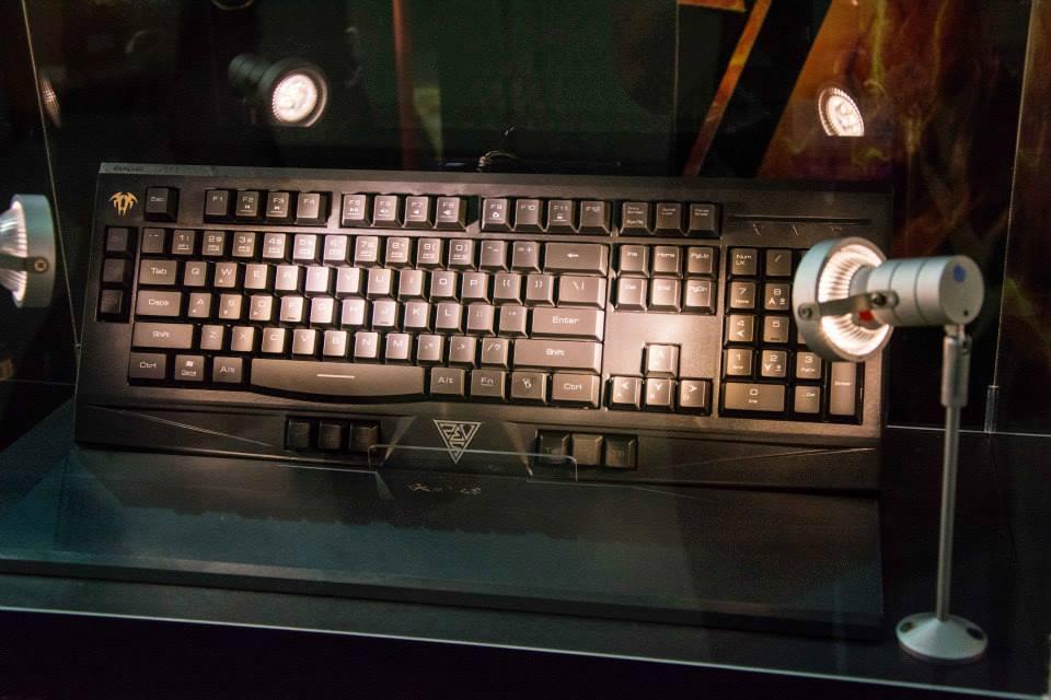 Computex 2014: GAMDIAS presenta nuevos periféricos - Ares