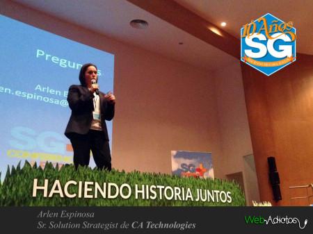 Software Guru Conference & Expo 2014 Ciudad de México - Arlen-Espinosa-450x337