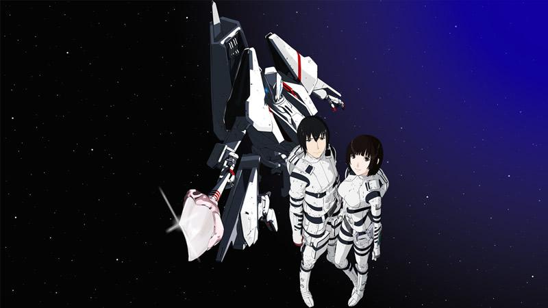Knights of Sidonia, la primera serie de Anime original de Netflix - Knights-of-Sidonia-Netflix