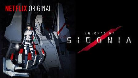 Knights of Sidonia, la primera serie de Anime original de Netflix