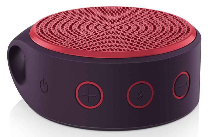 Logitech presenta su nueva línea de Bocinas Bluetooth Portátiles - X100-Mobile-Speaker