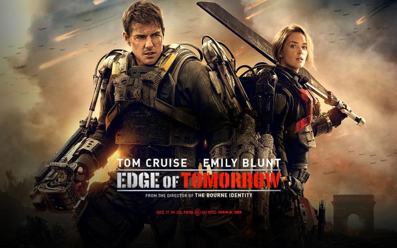 Al filo del mañana: Datos curiosos de la película - al-filo-del-manana-edge-of-tomorrow
