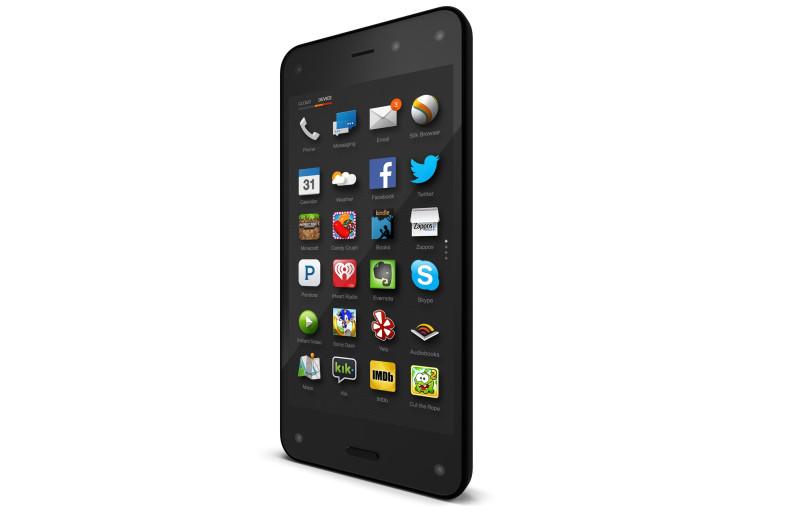 Amazon presenta el Fire Phone, su primer smartphone - amazon-fire-phone-800x515