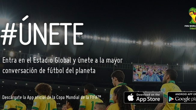 La app del Mundial Brasil 2014 de FIFA rompe records de descargas - app-de-fifa-del-mundial