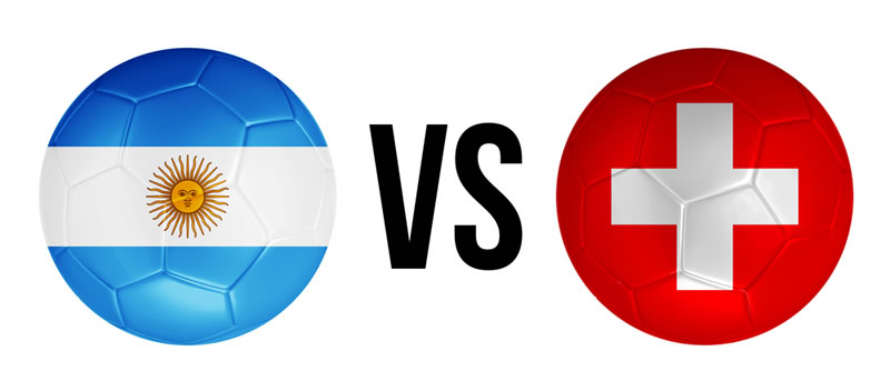 argentina vs suiza en vivo octavos de final Partido Argentina vs Suiza en vivo por internet este 1 de Julio